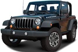 Car Rental Category 6.Jeep L
