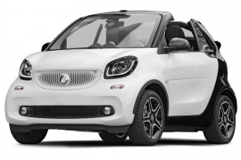 Car Rental Category 5.Smart Cabrio L