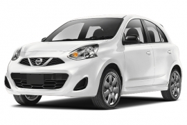 Car Rental Category 1.F Automatic