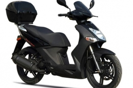 Car Rental Category 4.Scooter 125cc