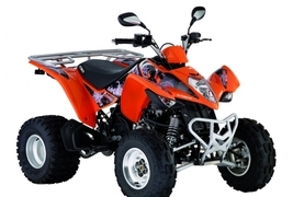 Car Rental Category 2.ATV Maxxer 300cc
