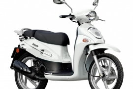 Car Rental Category 1.Scooter  50cc