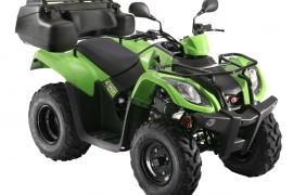 Car Rental Category 1:ATV 150cc