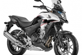 Car Rental Category Motorbike
