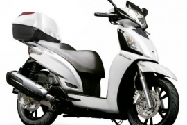Car Rental Category 5.Scooter 200cc or 300cc
