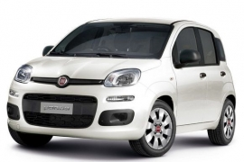 Car Rental Category 3.C Panda or similar