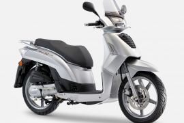 Car Rental Category 3.Scooter up to 90