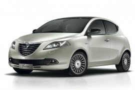 Car Rental Category 6.D1.Lancia Diesel